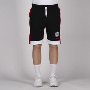Mass DNM szorty Kyoto Sweatshorts - black