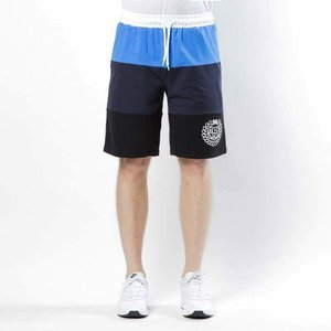 Mass DNM  szorty Levels Sweatshorts - blue