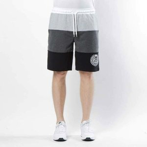 Mass DNM  szorty Levels Sweatshorts - heather grey
