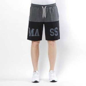 Mass DNM  szorty Master Sweatshorts - black