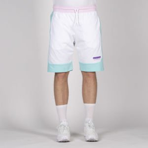 Mass DNM szorty Premiere Sweatshorts - white