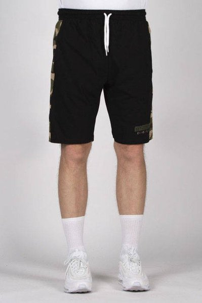 Mass DNM szorty Shelter Sweatshorts - black