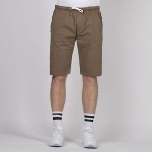 Mass DNM szorty Signature Shorts straight fit - beige SS19