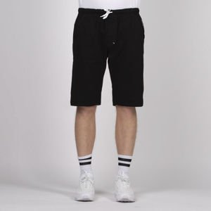 Mass DNM szorty Signature Shorts straight fit - black