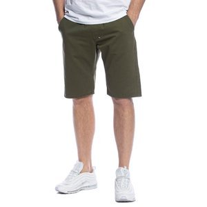 Mass DNM szorty Signature Shorts straight fit - zielone