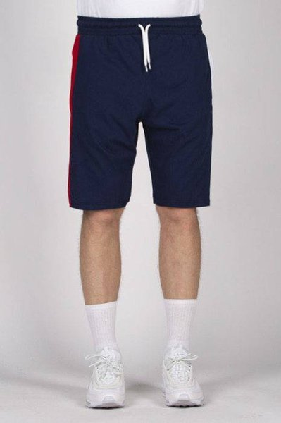 Mass DNM szorty Triple Sweatshorts - navy