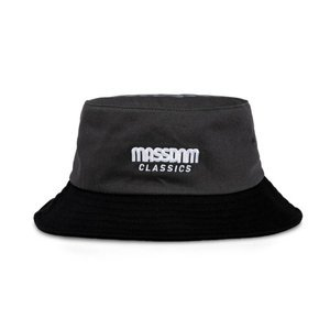 Mass Denim kapelusz Calgary Bucket Hat - szary