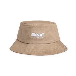 Mass Denim kapelusz Classics Bucket Hat - beżowy