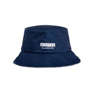 Mass Denim kapelusz Classics Bucket Hat - granatowy