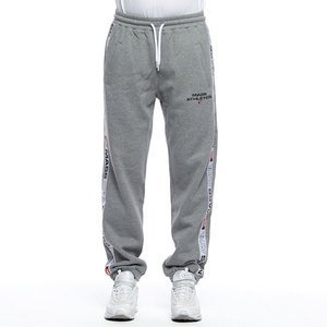 Mass Denim spodnie dresowe Sweatpants Track light heather grey