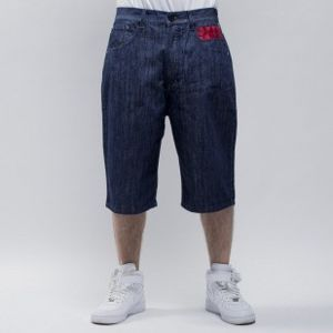 Mass Dnm szorty Class baggy fit rinse