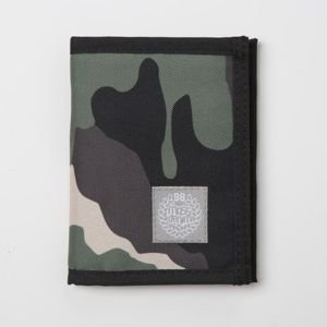 Portfel Mass Denim Wallet Base - woodland camo