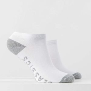 Skarpetki Mass Denim Socks Classics Cut - white