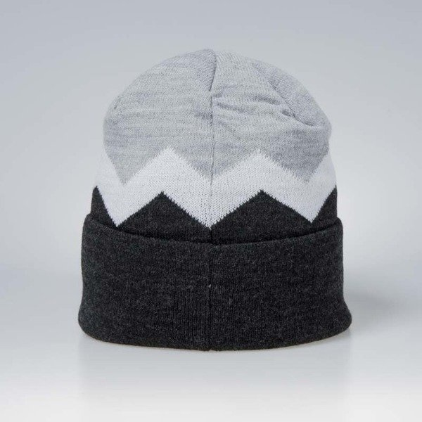 Czapka zimowa Mass Denim Beanie Fang - heather grey