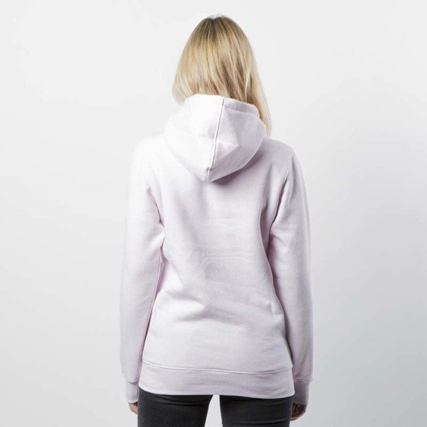 Mass DNM damska bluza Sweatshirt Hoody Signature WMNS - light pink