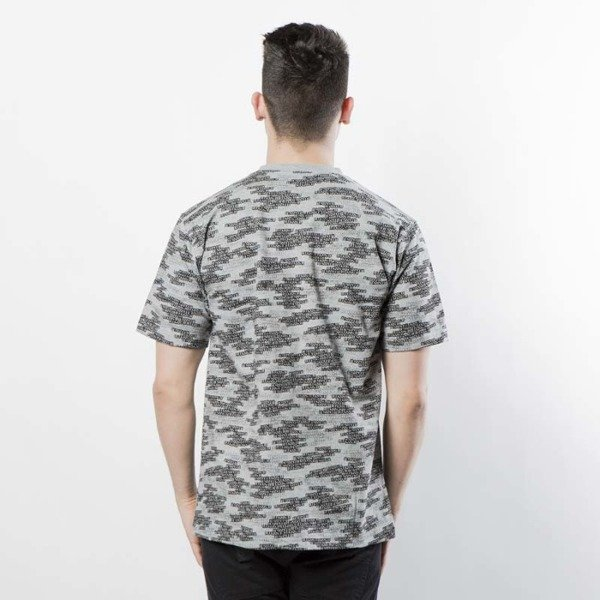 Mass DNM koszulka Assassin T-shirt - light heather grey