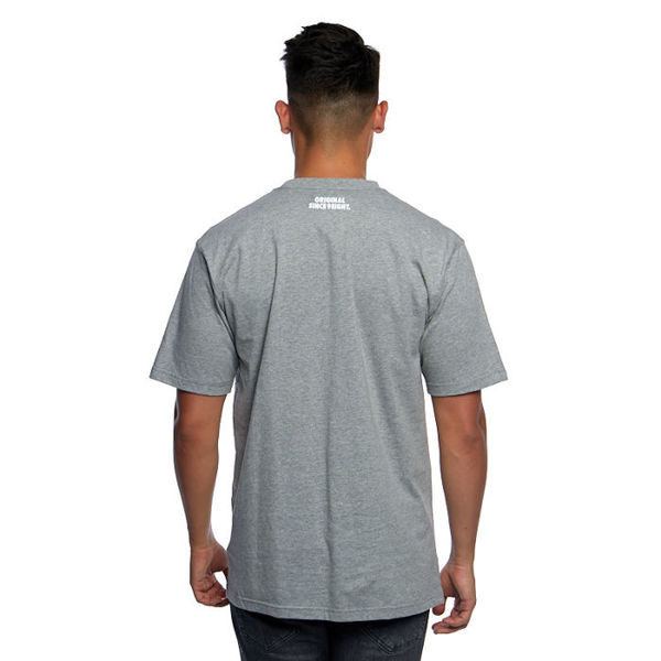 Mass DNM koszulka Cruise T-shirt - light heather grey
