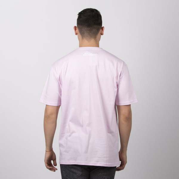 Mass DNM koszulka Postscript T-shirt - light pink
