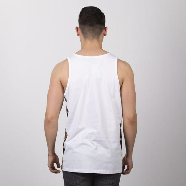 Mass DNM koszulka Shelter Tank Top - white