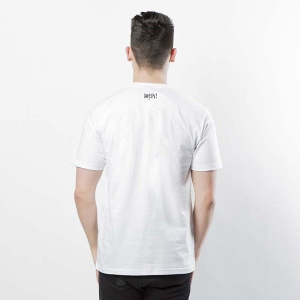 Mass DNM koszulka Signature T-shirt - white