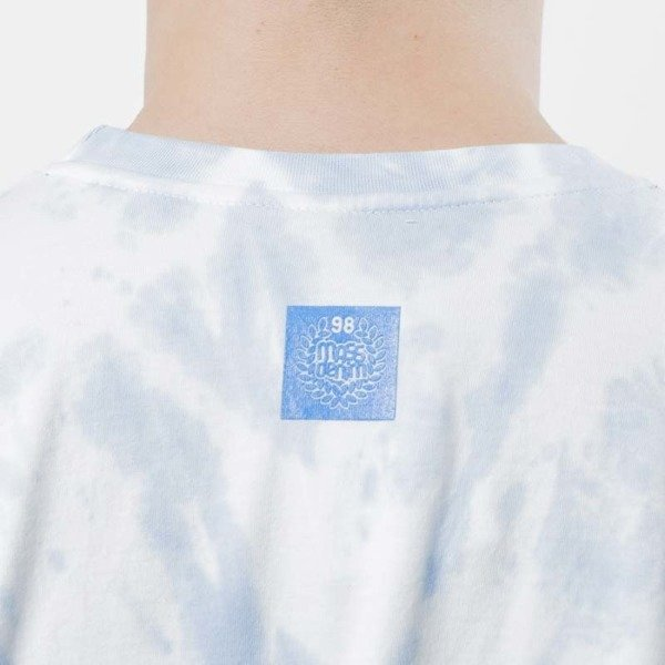 Mass DNM koszulka T-shirt Base Tiedye - white