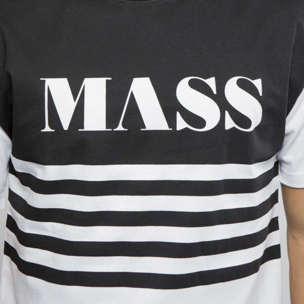 Mass DNM koszulka T-shirt Level - white