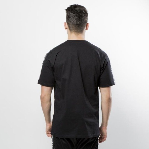 Mass DNM koszulka T-shirt Stripe - black QUICKSTRIKE