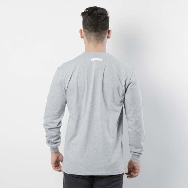Mass DNM koszulka damska Longsleeve Classics - light heather grey