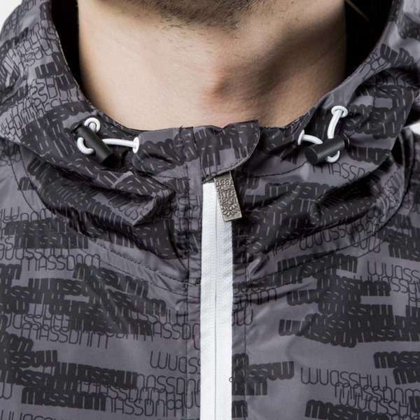 Mass DNM kurtka Jacket Assassin - grey