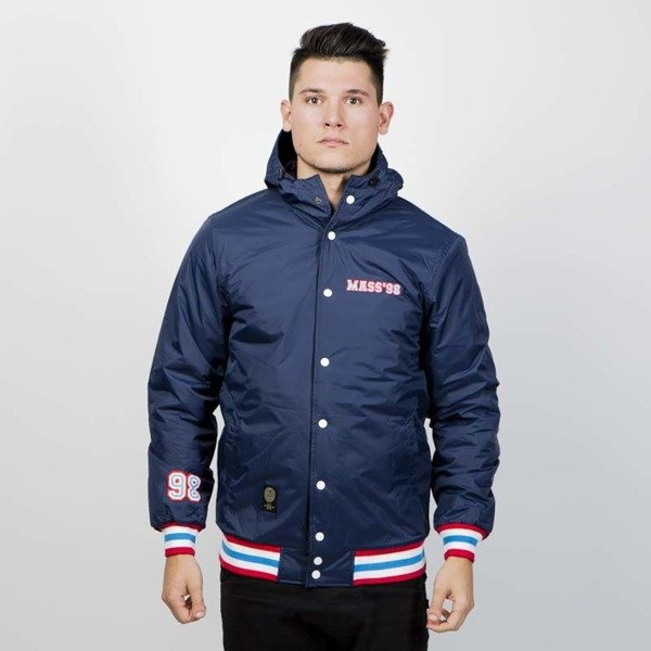 Mass DNM kurtka zimwa Liberty Jacket - navy