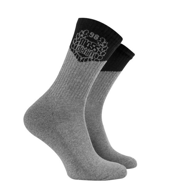 Mass DNM skarpety V Socks - heather grey