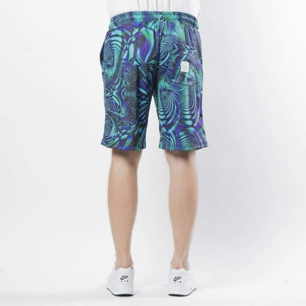 Mass DNM szorty Galaxy Sweatshorts - multicolor