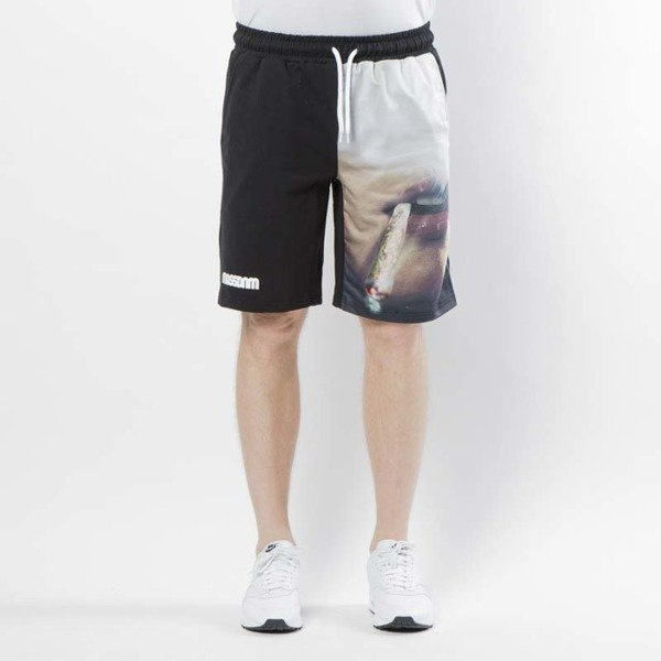 Mass DNM szorty Light My Fire Sweatshorts - multicolor