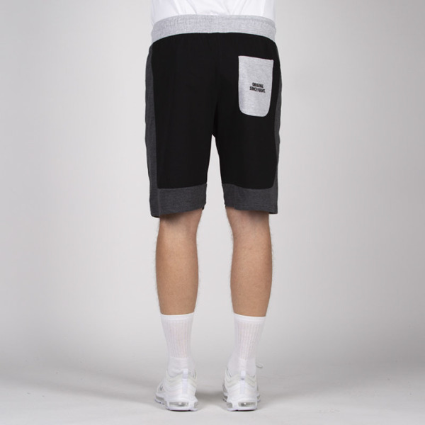 Mass DNM szorty Premiere Sweatshorts - black