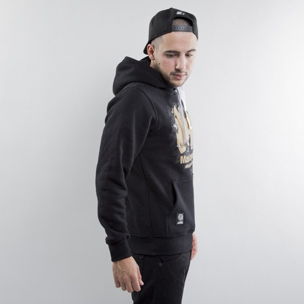 Mass Denim bluza Legends Hoody black
