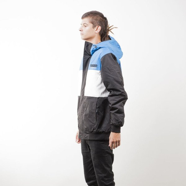 Mass Denim jacket kurtka Classics Cut black / blue