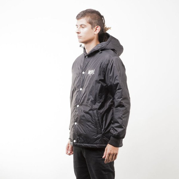 Mass Denim jacket kurtka Signature black
