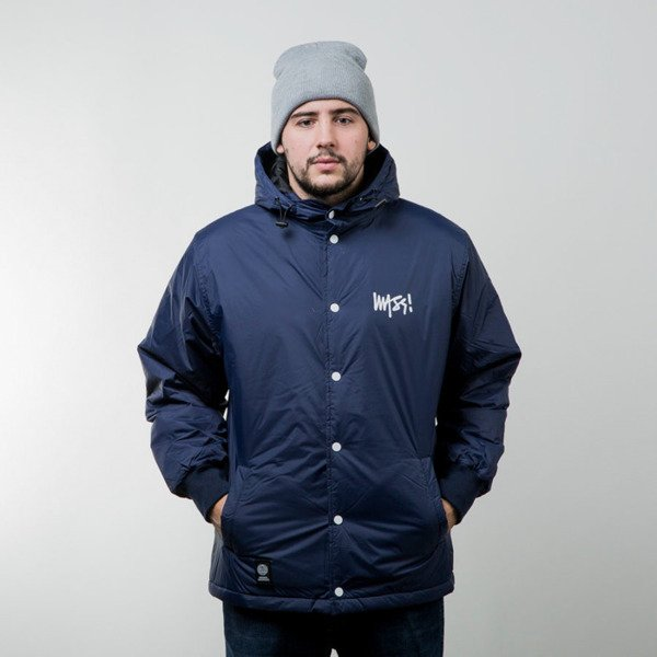 Mass Denim jacket kurtka Signature navy