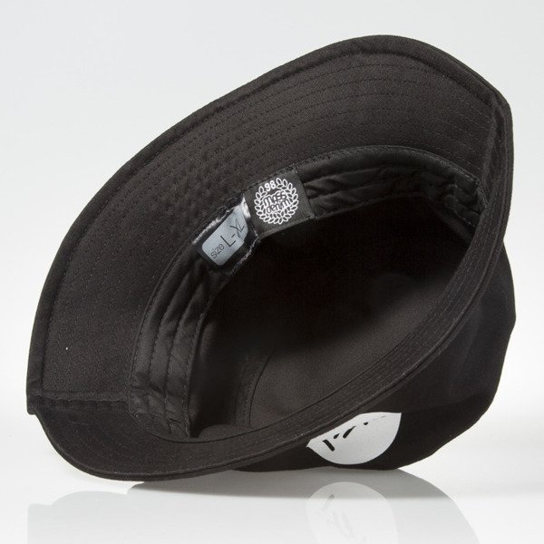 Mass Denim kapelusz bucket hat Signature black