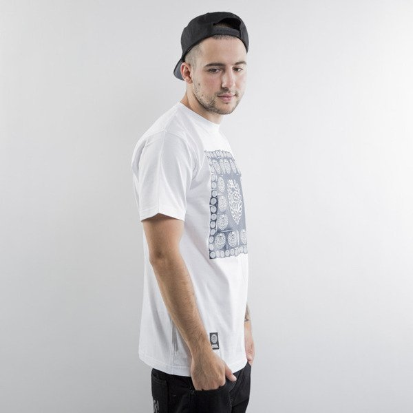 Mass Denim koszulka t-shirt Many white