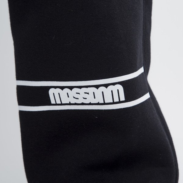 Mass Denim spodnie dresowe Drop black
