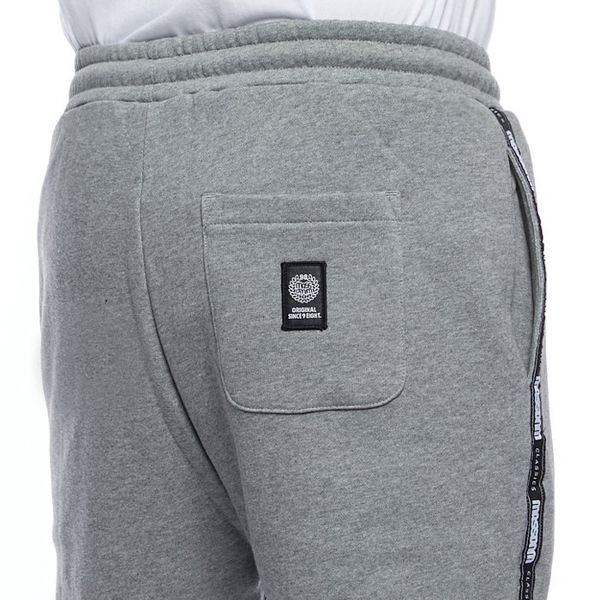 Mass Denim spodnie dresowe Sweatpants Gap light heather grey