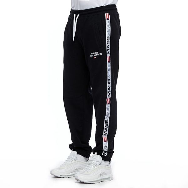 Mass Denim spodnie dresowe Sweatpants Track black