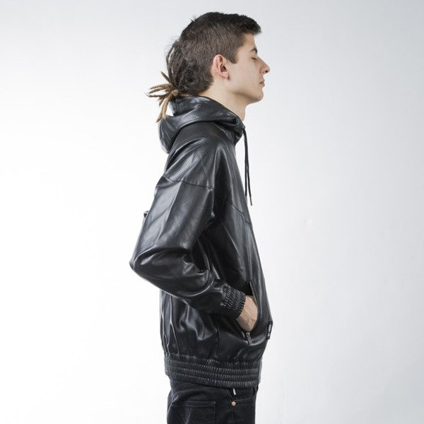 Mass Denim windbreaker jacket kurtka Palladium black