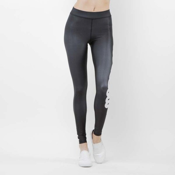 Saint Mass Spodnie Leggins Classics black