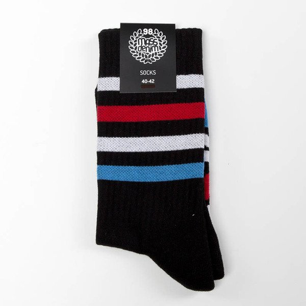 Skarpety Mass Denim Socks Grand black