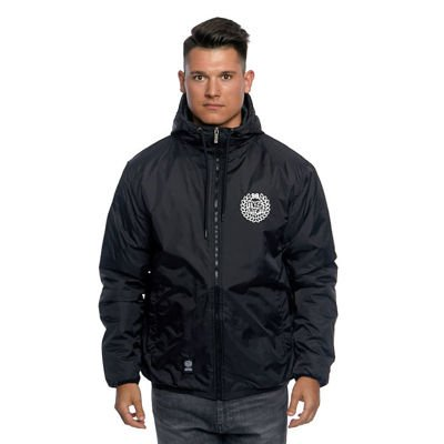Mass DNM kurtka zimowa Jacket Base - black